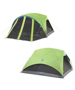Coleman Carlsbad 4-Person Darkroom Tent w/Screen Room - $150.85