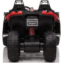 MotoTec Slingshot 12v Kids Car with 2.4 Ghz Parent Remote Control image 5