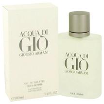 ACQUA DI GIO by Giorgio Armani Eau De Toilette Spray 3.3 oz (Men) - $105.31
