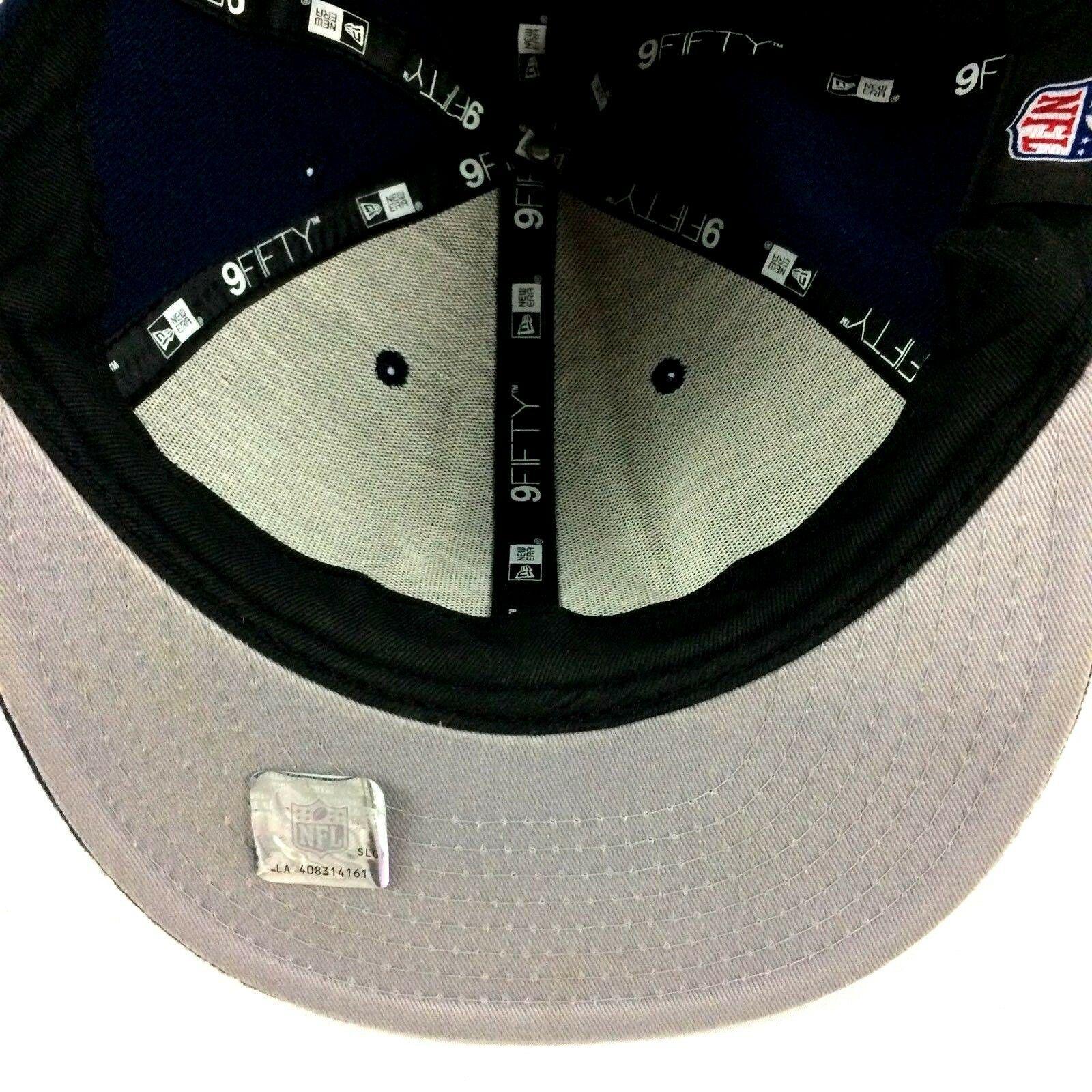 New England Patriots Retro Logo Snapback Baseball Cap Hat New Era 9Fifty