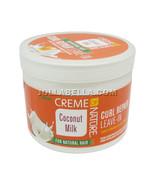 Creme of Nature Coconut Milk Curl Repair Leave-In Locks Moisture Dry Hai... - $10.84
