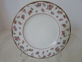 """Wedgwood Fine China Dinnerware Salad Plate 8"""" Rouen Pattern Made In England - $14.80"""