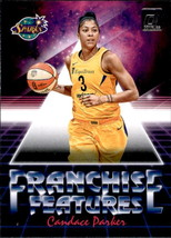 Candace Parker 2019 Donruss WNBA Franchise Features Card #10 - $3.00