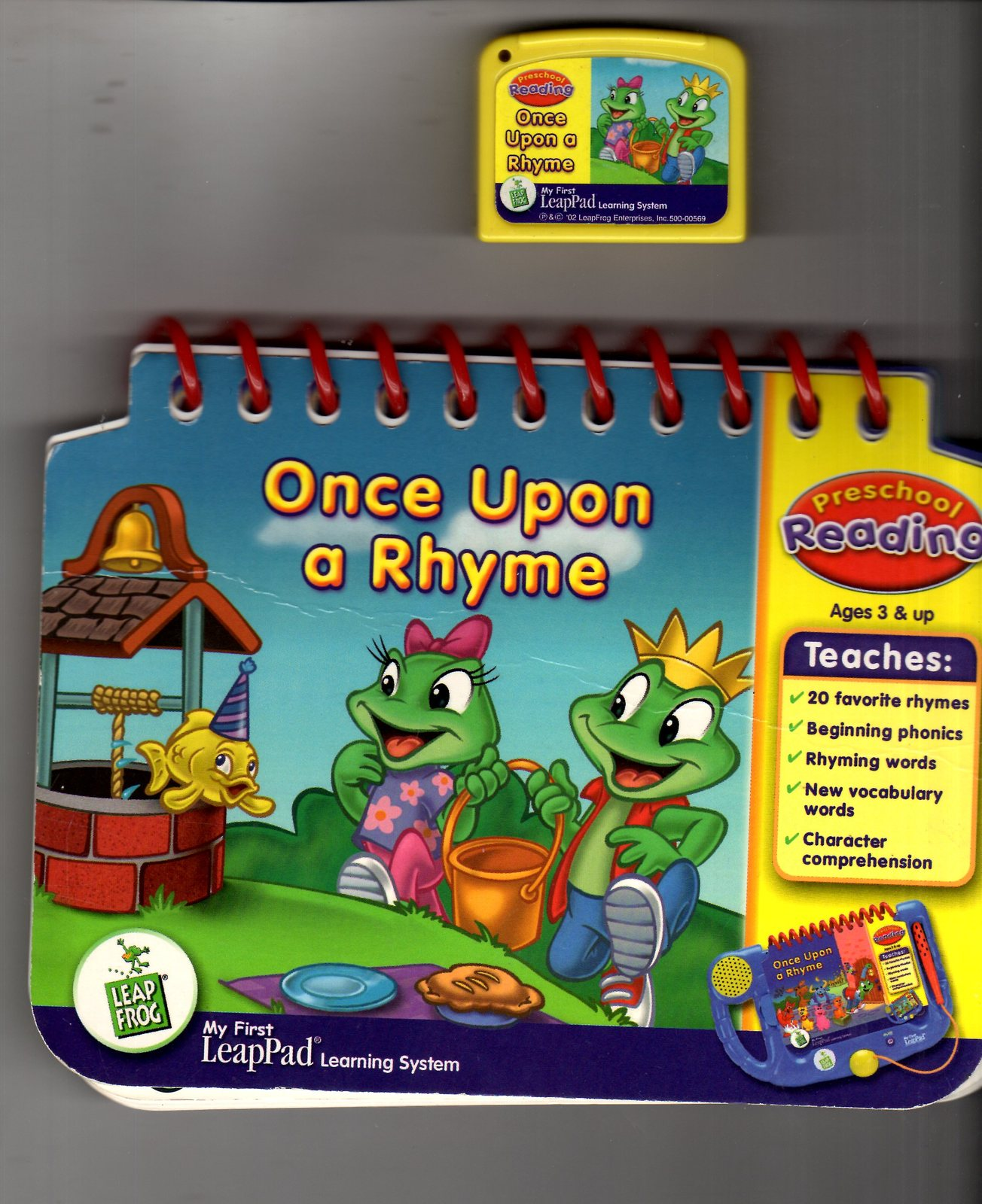 LeapFrog - My First LeapPad - Once Upon A Rhyme