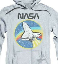 USA NASA space science program Spaceflight Retro 50's Graphic hoodie NASA109 image 3