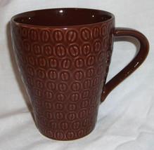 Starbucks 2008 Beans Design House Stockholm Coffee Mug Dark Brown 12 fl oz - $14.99