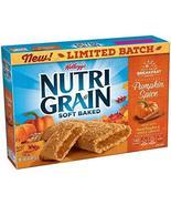 Kellogg's Nutri-Grain Kellogg's Soft Baked Cereal Bars (Pumpkin Spice, 1... - $13.80