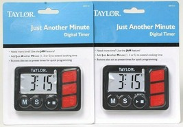 2 Count Taylor Just Another Minute JAM Feature To Extend Cooking Digital... - $19.99