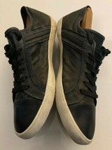 Men's Kenneth Cole Reaction Leather Range-Roamer Fashion Shoes SZ 12 - $19.80
