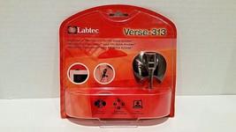Labtec Verse 313 Fleximount PC Microphone Black - $18.95