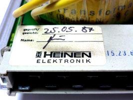 HEINEN ELEKTRONIK 25.05.87 G4 MODULE 250587 image 3