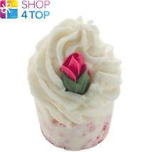 Chic And Cheerful Bath Mallow Bomb Cosmetics Rose Lemon Handmade Natural New - $4.05