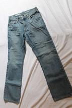 Gap Standard 100% Cotton Size 32 X 32 Mint Conditon Men's Blue J EAN S Pants - $21.78