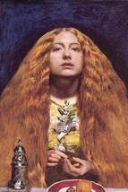 The Bridesmaid by John Everett Millais - Art Print - $19.99+