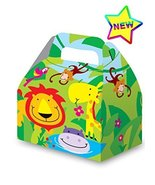 Jungle Theme Party Boxes (Pack of 3) - $4.94