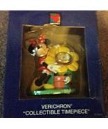 Vintage Disney Minnie Mouse Collectible Timepiece - $69.00