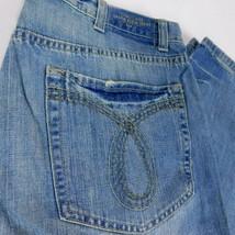 Calvin Klein Jeans Blue Denim Pants Straight QZR 4 36 Act W 38 L 31  - $19.99