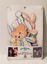 Teddy Beddy Bear and Friends Wall Decor Set-New Factory Sealed - $83.49