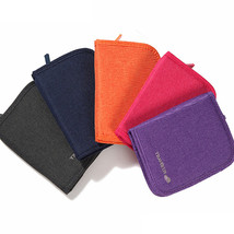 IPRee Card Holder Oxford Cloth Minimalist Short Payment Document Pack Tr... - $12.39