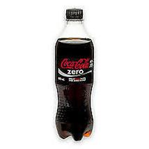 Coke Zero Pet - 3 Bottles----Each Bottle Is 1 X(500ML) - $5.08