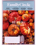 Family Circle October 2018 NEW - $5.00
