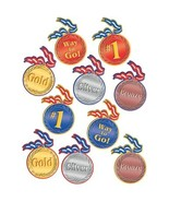 Olympic Medals Accents - $8.99