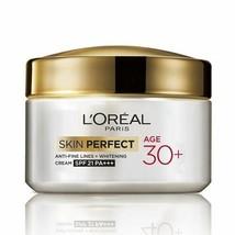 L'Oreal Paris Perfect Skin 30+ Day Cream, spf 21 pa+++ Skin Perfect Cream - $7.87+