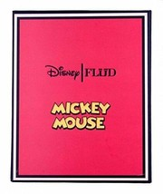 Officially Licensed Disney Flud Mickey Mouse Donald Duck Comic Gold Dog Tags NIB image 2