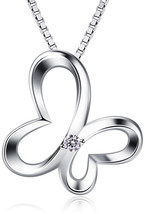 B.Catcher Necklaces Womens Necklace Pendant 925 Sterling Silver Dancing ... - $45.09