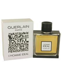 L'homme Ideal by Guerlain Eau De Toilette Spray 3.3 oz for Men - $63.36