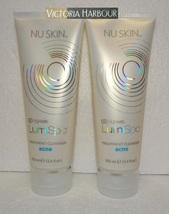 Two pack: Nu Skin Nuskin ageLOC LumiSpa Treatment Cleanser Gel Acne x2 - $77.00