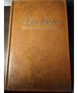 Holy Bible New International Version 1988 Zondervan Grand Rapids Michigan - $1.95