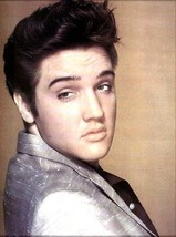 Elvis Presley in a 1950's RCA promo photo . - $7.18