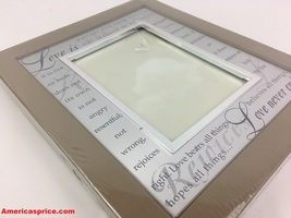 "Target Brands Home ""Love Is"" 5  x 7 Photo Frame - 705423 V - $19.99"