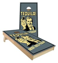 Tequila Have you hugged your toilet today Cornhole Boards - $179.00