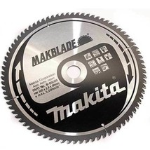 NEW Makita 305mm x 30mm x 80T Makblade Mitre Saw Blade B-09086 - $58.08