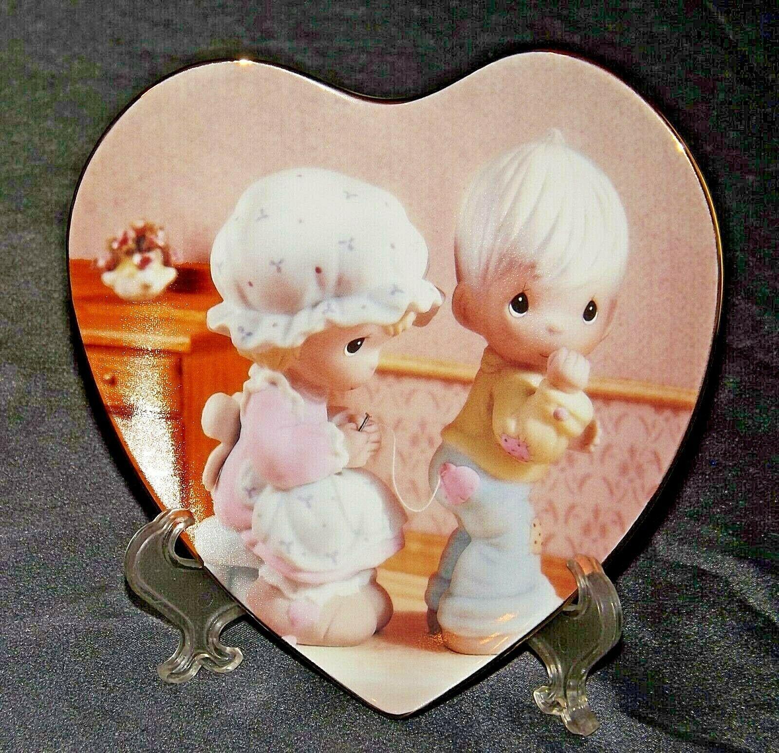 """Sew In Love"" Precious Moments - The Hamilton Collection by Sam Butcher AA20-CP2"
