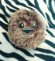 Hallmark Starwars Chewbaca Plush Ball At The Movies Character Toss Stuff... - £14.53 GBP