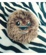 Hallmark Starwars Chewbaca Plush Ball At The Movies Character Toss Stuff... - $19.99