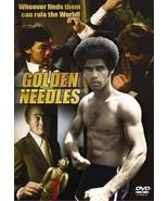 GOLDEN NEEDLES (JIM KELLY) DVD - $12.86