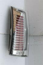08-13 Cadillac CTS 4 door Sedan Euro LED Rear Tail Light Lamp Driver Left LH image 4
