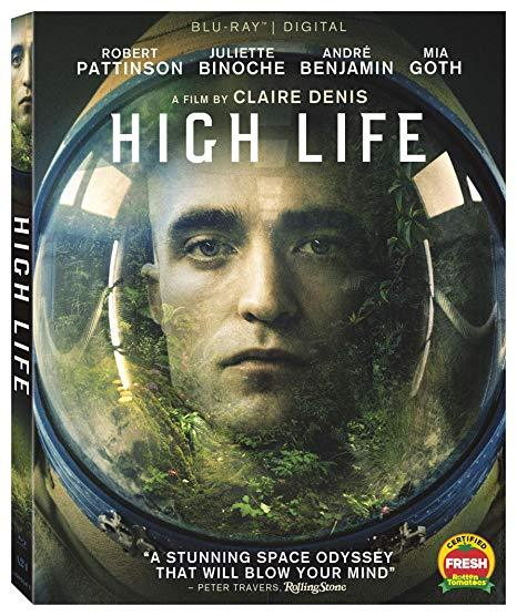 High Life [Blu-ray + Digital]