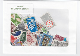 Ireland 50 Different Used Stamps