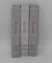 3 Pack Mally Beauty More is More Black Mascara Full Size with Box - $14.83