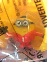 McDonalds Happy Meal Toy Minions The Rise Of Gru #35 Figure in Ball NEW Sealed - $9.89