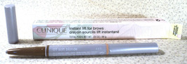 Clinique Superfine Liner For Brows 01 Soft Blondefull Sizenew In Box - $19.79
