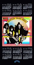 """KISS Rock Band 20 x 38 """"Hotter Than Hell"""" 1975 Reproduction Poster - $50.00"""