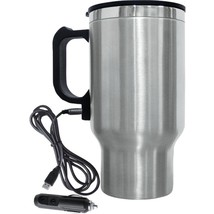 Brentwood(R) Appliances CMB-16C 16-Ounce Stainless Steel Heated Travel M... - €21,41 EUR
