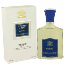 Erolfa by Creed 3.4 oz Eau De Parfum Spray for Men 100 ml NEW in BOX