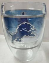 Tervis 9oz Tumbler Detroit Lion Glass New - $19.28